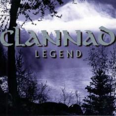 Clannad - Legend ( 1 CD ) - Muzica Chillout