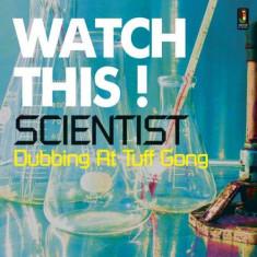 Scientist - Watch This-Dubbing At.. ( 1 VINYL ) - Muzica Drum and Bass