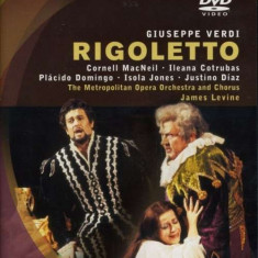Artisti Diversi - Giuseppe Verdi: Rigoletto ( 1 DVD ) - Muzica Opera