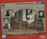 G Verdi - Die Sizilianische Vesper ( 3 CD )