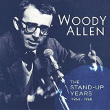 Woody Allen - Stand Up Years 1964-1968 ( 2 CD )