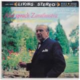 Strauss - Also Sprach Zarathustra ( 1 VINYL ) - Muzica Clasica