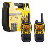 Aproape nou: Statie radio PMR/LPD portabila Midland XT70 ADVENTURE set cu 2 buc. ga