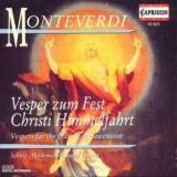 C. Monteverdi - Vesper/Zum Fest Christi Himmel ( 1 CD )