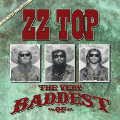 ZZ Top - Very Baddest of ( 2 CD ) - Muzica Blues