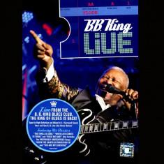 B.B. King - Live ( 1 DVD ) - Muzica Blues