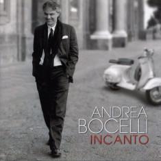 Andrea Bocelli - Incanto ( 1 CD ) - Muzica Opera