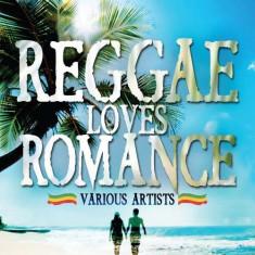 V/A - Reggae Loves Romance ( 1 CD ) - Muzica Reggae