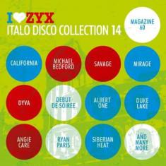 Artisti Diversi - ZYZ Italo Disco ( 3 CD ) - Muzica Dance
