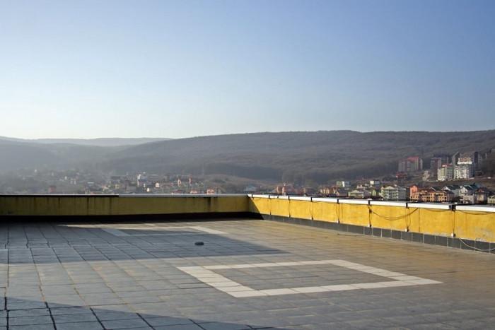 Terasa(rooftop) de inchiriat foto mare