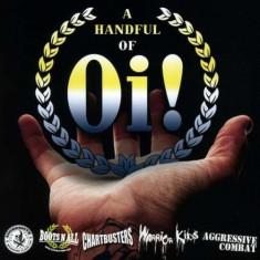 Artisti Diversi - A Handful of Oi! ( 1 CD ) - Muzica Rock