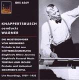 R. Wagner - Knappertsbusch Dirigiert Wagner ( 1 CD )