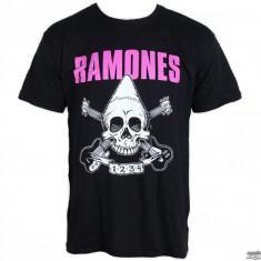 Tricou Ramones - Pinhead Skull