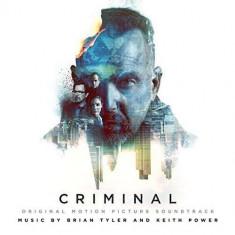 OST - Criminal ( 1 CD ) - Muzica soundtrack