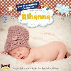 Traumstern-Orchester - Spielt Hits von Rihanna ( 1 CD ) - Muzica Ambientala
