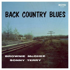 Brownie McGhee - Back Country Blues:.. ( 1 CD ) - Muzica Blues