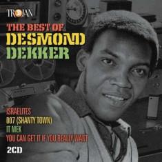 Desmond Dekker - Best of Desmond Dekker ( 2 CD ) - Muzica Reggae