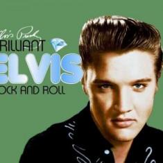Elvis Presley - Brilliant Elvis: Rock And Roll ( 2 CD ) - Muzica Rock & Roll