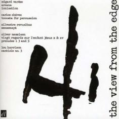 Edgard Varese - Vieuw Fromthe Edge ( 1 CD ) - Muzica Clasica