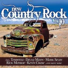 V/A - New Country Rock Vol.10 ( 1 CD ) - Muzica Country