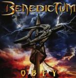 Benedictum - Obey ( 1 CD )