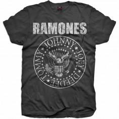 Tricou Copii Ramones - Presidential Seal, Marime: XL