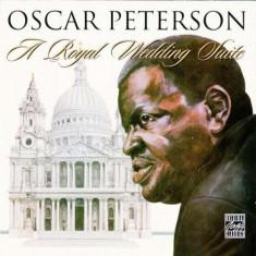 Oscar Peterson - Royal Wedding Suite ( 1 CD ) - Muzica Jazz