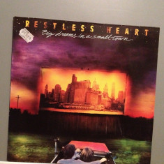 RESTLESS HEART - BIG DREAMS IN...(1988/RCA REC/RFG) -Vinil/Country/Impecabil(NM) - Muzica Country rca records