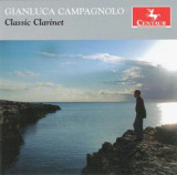 Gianluca Campagnolo - Classic Clarinet ( 1 CD )
