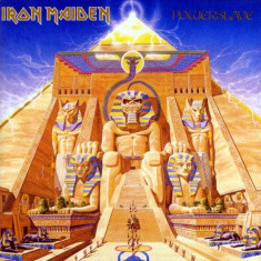 Iron Maiden - Powerslave ( 1 CD ) - Muzica Rock