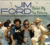 Jim Ford - Pointof No Return- Digi- ( 1 CD )