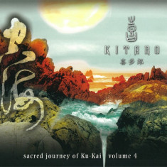Kitaro - Sacred Journey of Ku-Kai Vol.4 ( 1 CD ) - Muzica Chillout
