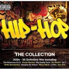 V/A - Hip Hop - the Collection ( 3 CD ) - Muzica Hip Hop