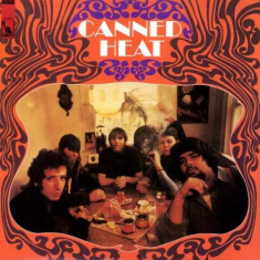 Canned Heat - Canned Heat -Hq- ( 1 VINYL ) - Muzica Blues