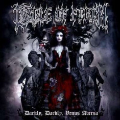 Cradle of Filth - Darkly Darkly Venus Aversa ( 1 CD ) - Muzica Rock