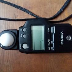 Autometer Minolta IV F - Exponometru