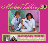 Modern Talking - 1st & 2nd Album - 30th Anniversary ( 3 CD )