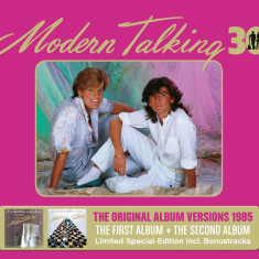 Modern Talking - 1st & 2nd Album - 30th Anniversary ( 3 CD ) - Muzica Pop