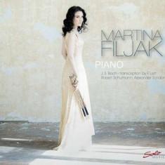 Martina Filjak - Piano Works ( 1 CD ) - Muzica Clasica