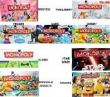 Monopoly in limba romana diverse modele