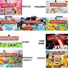 Monopoly in limba romana diverse modele - Joc board game