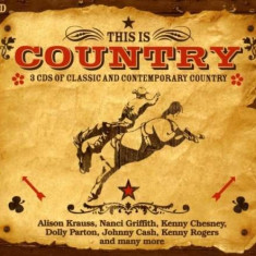Artisti Diversi - This is Country ( 3 CD ) - Muzica Country