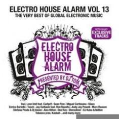 V/A - Electro House Alarm Vol.13 ( 2 CD ) - Muzica House