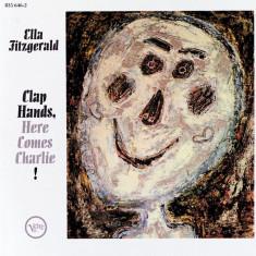 Ella Fitzgerald - Clap Hands, Here Comes Charlie ( 1 VINYL ) - Muzica Corala