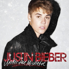 Justin Bieber - Under the Mistletoe ( 1 CD + 1 DVD ) - Muzica Sarbatori