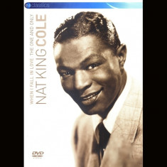 Nat King Cole - When I Fall in Love: The One and Only ( 1 DVD ) - Muzica Rock & Roll