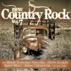 V/A - New Country Rock Vol.7 ( 1 CD ) - Muzica Country