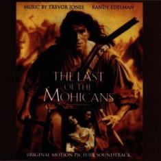 Soundtrack - Last Of The Mohicans ( 2 VINYL ) - Muzica soundtrack