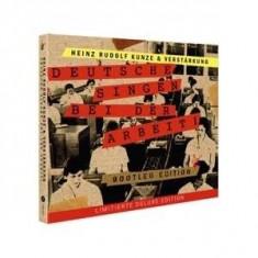 Heinz Rudolf Kunze - Jesus Tomahawk + Halt ( 2 CD ) - Muzica Pop