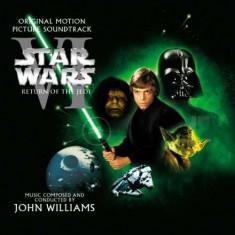 OST - Star Wars Episode 6 ( 2 CD ) - Muzica soundtrack